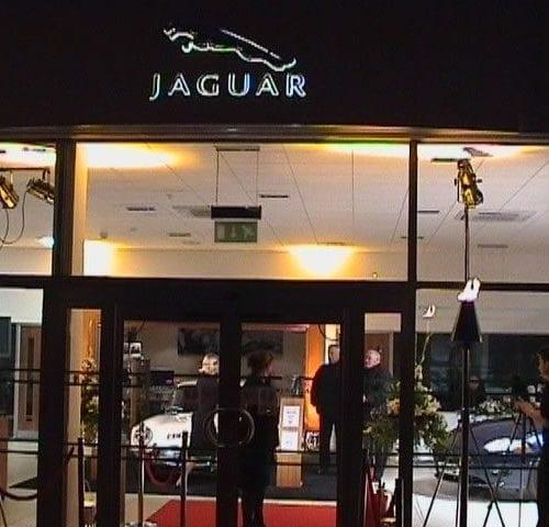 Grange Jaguar