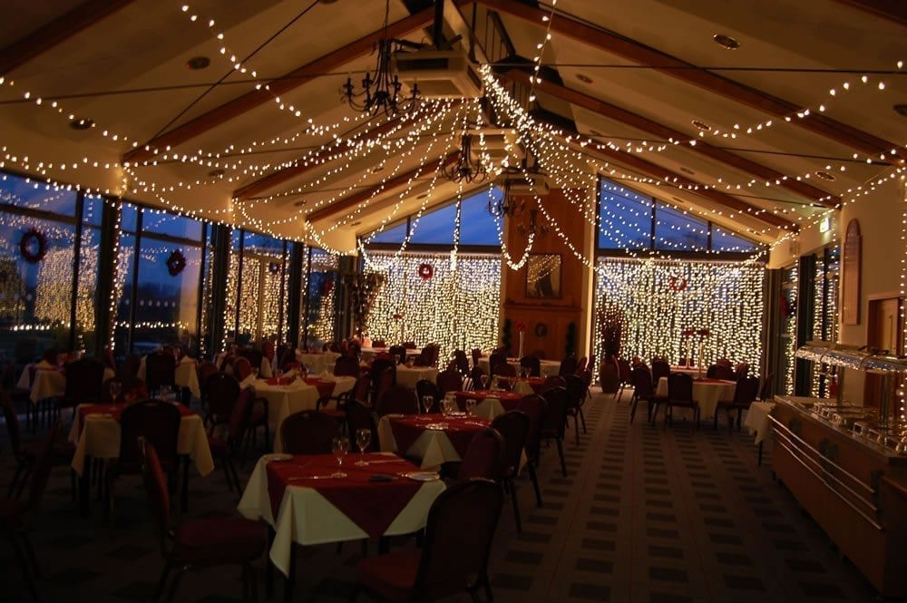 Fairy Light Curtain Lighting Hire By Party Lights