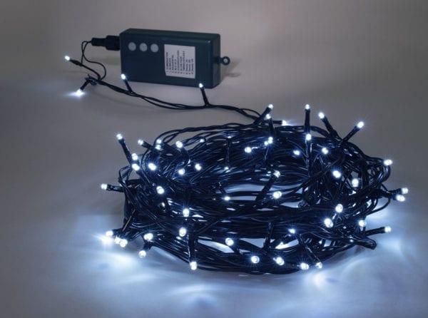 Led fairy lights battery white