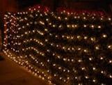 garden net lights