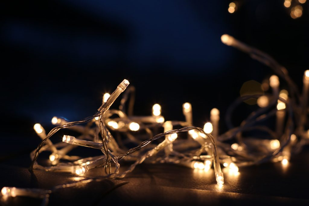 Luminous led lights