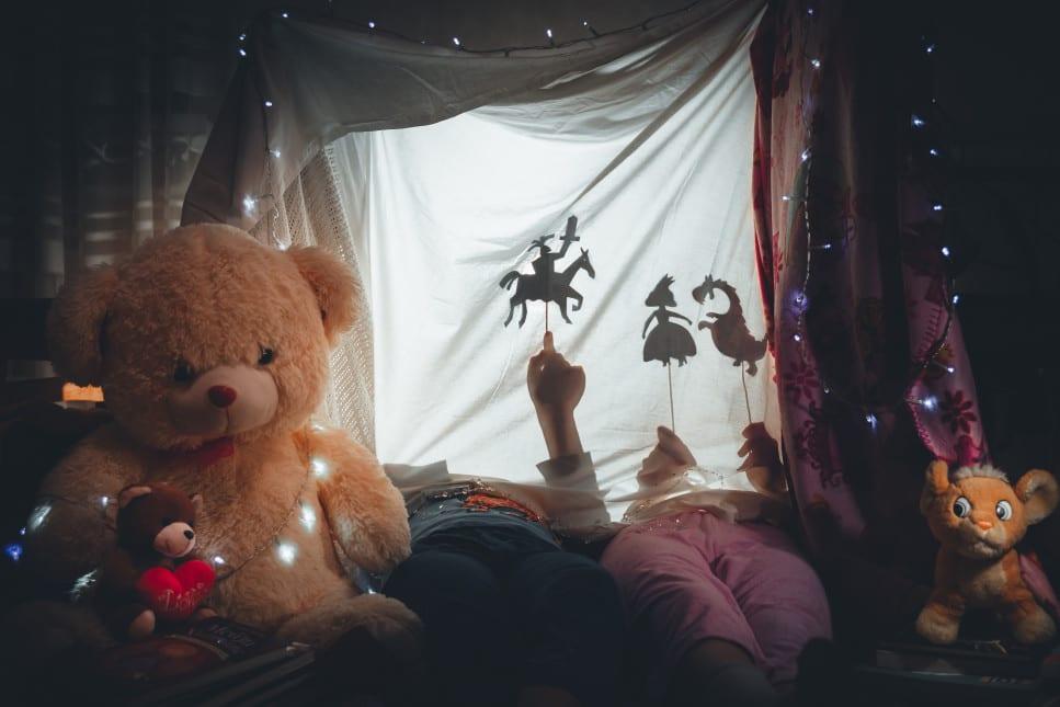 fairy light ideas for kids