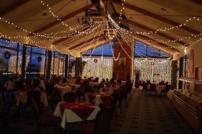 wedding event lights